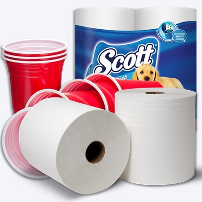 Productos de papel y desechables