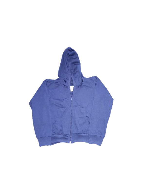 Suéter azul unisex