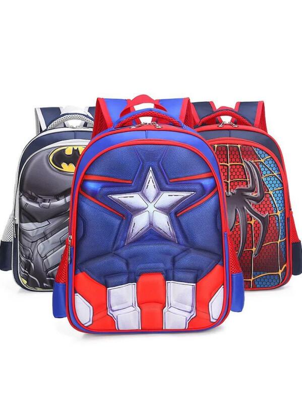Bulto de super héroes
